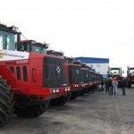 Алтайские аграрии к началу посевной получат 90 новых тракторов «Кировец» местной сборки