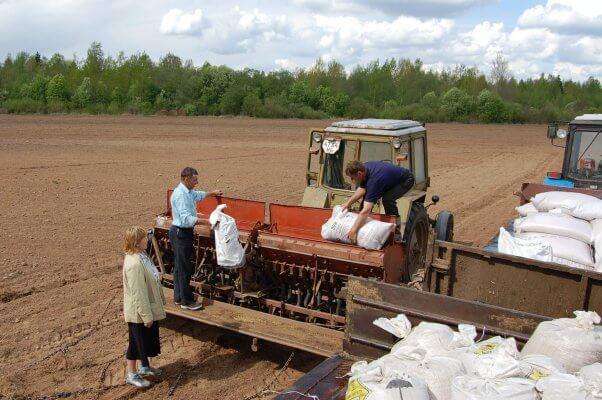 В башкирском Зауралье готовятся к посевной