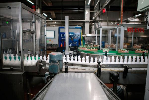В Нижегородской области запустили новую линию по производству детског питания