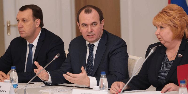 лебедев провед селкторное совещание с региональными представителями АПК
