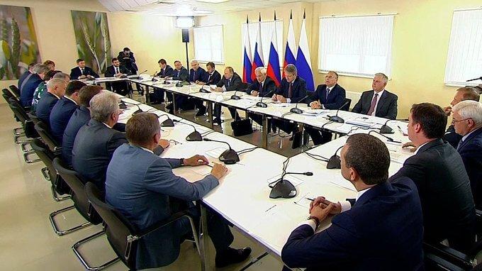 Вопрос развития АПК СКФО рассматривали в Минсельхозе РФ