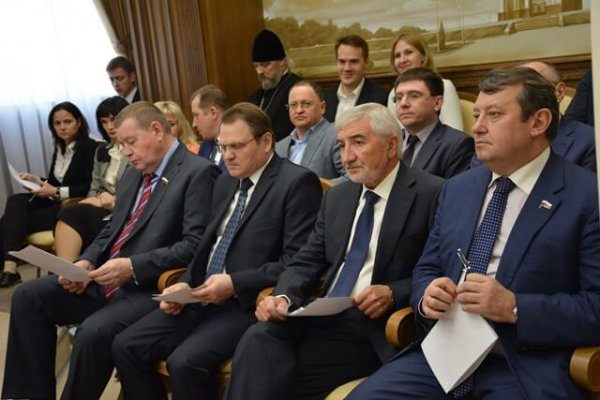 В Воронеже прошлот заседание круглого стола с участием членов ГД РФ
