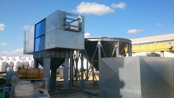 На заводе Воронежсельмаш производят оборудование для семеноводческой отрасли