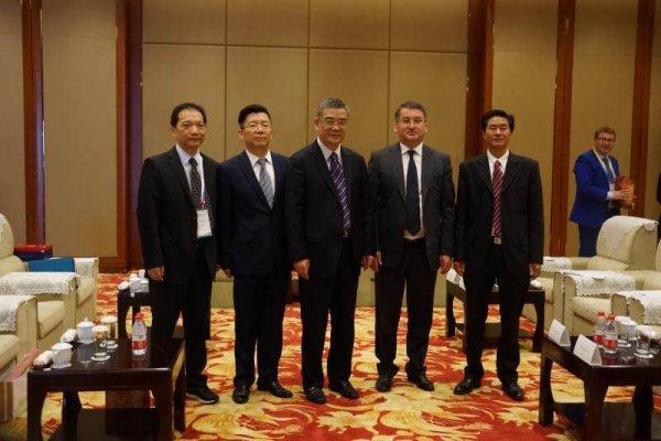 Красноярский край и провинция хэйлунцзян налаживают сотрудничество