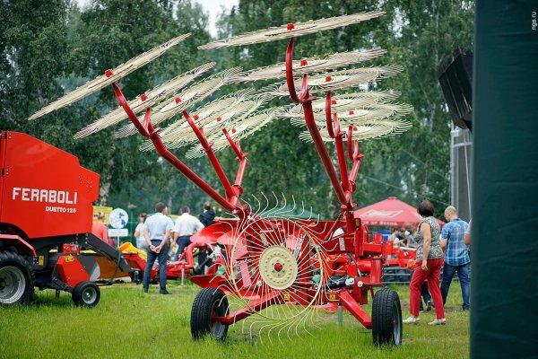 В оОмске 17 июля открывается агротехническая выставка ярмарка