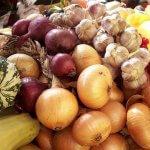 Выращивание лука и чеснока