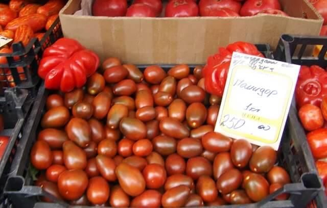 Глава Минсельхоза обещает снижение цен на овощи