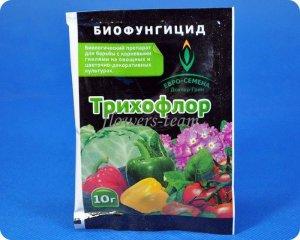 Фунгицид Трихофлор от болезней растений