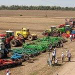 На Ставрополье открывается региональная выставка «День поля» с демонстрацией сельскохозяйственной техники