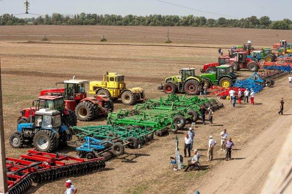 В Ставропольском крае пройдет выставка сельскохозяйственной техники