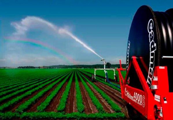 В Северной осетии урожайность поднимают используя современные технологии