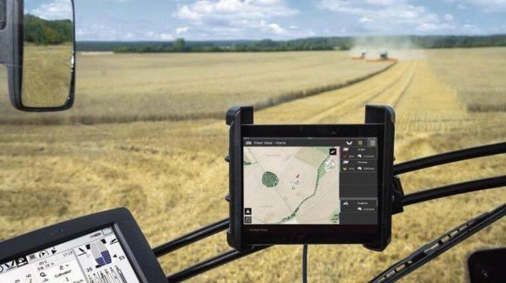 современное земледелие с использованием новых технологий