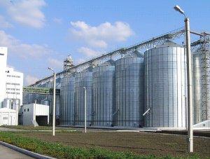 Вентилируемые зерновые хранилища