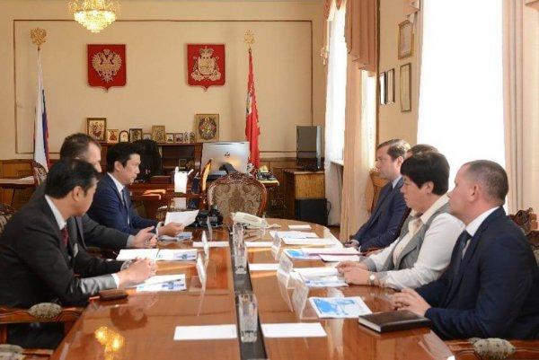 Японские инвесторы планируют заняться сельским хозяйством в Смоленской области