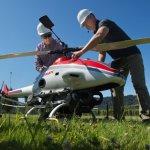 Ученые уральского государственного университета создают летающий трактор-беспилотник