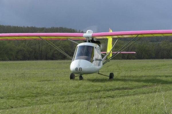 Оленеводов ЯНАО обеспечили легкомоторным самолетом