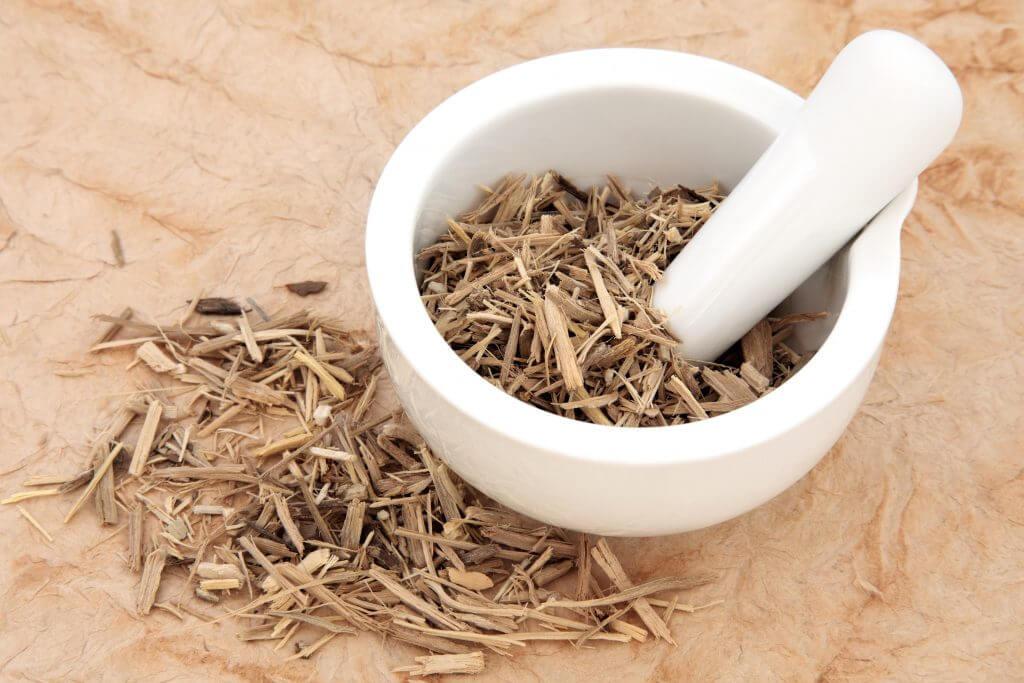 Сушеный корень аниса
