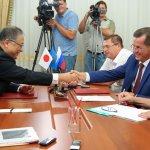 В Астраханской области строится российско-японское предприятие  по производству глицирризиновой кислоты