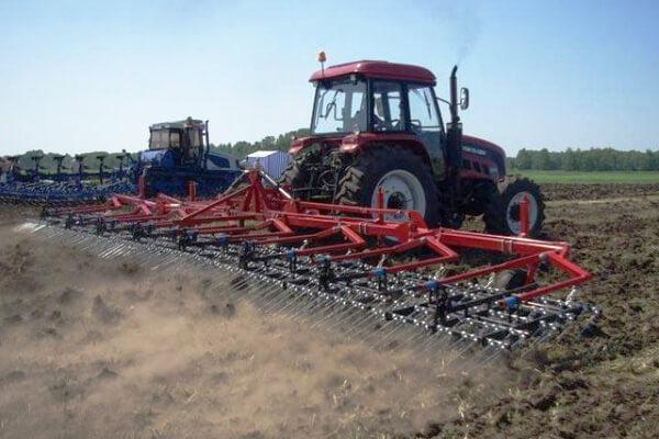 Алтайские аграрии обновляют технический парк