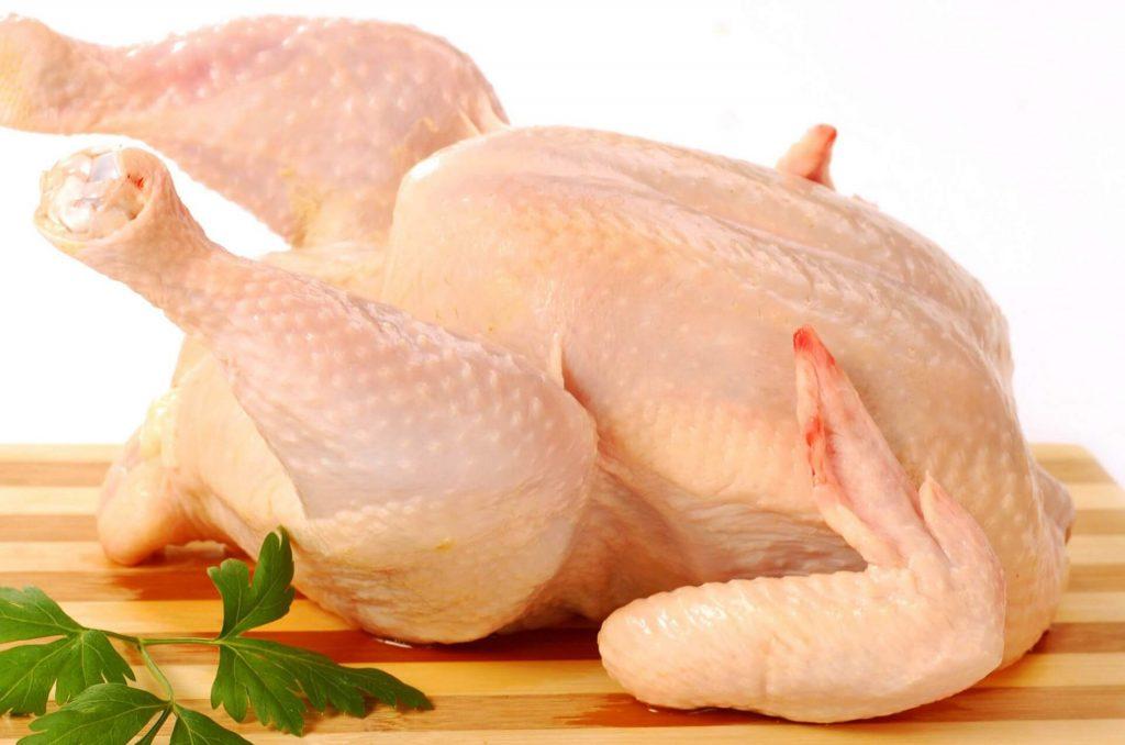 Тушка курицы