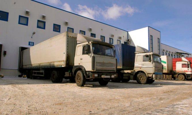 В Амурской области построен первый в России специалихированный склад для хранения агрохимии