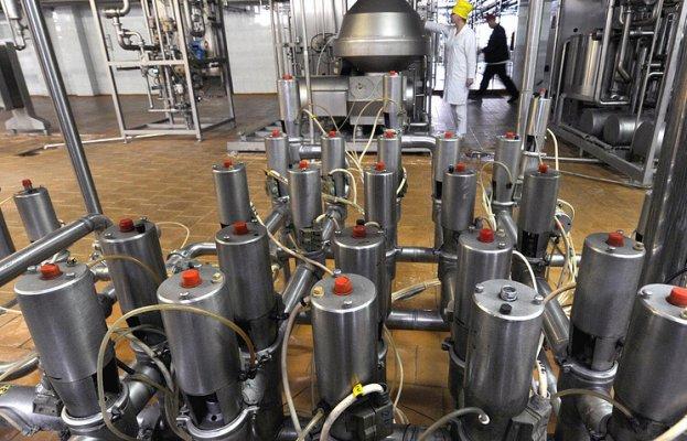 В Невинномысске завершено строительство молочного комбината