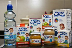 В ТИмашевске Краснодарскогт краЯ заупстили новый завод детского питания