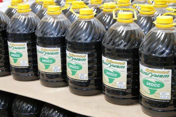 В Воронежской области строится завод жидких удобрений
