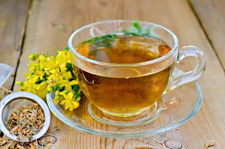 Травяной чай с донником