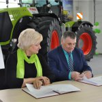 В Красноярском крае открыли выставочный зал сельскохозяйственной техники