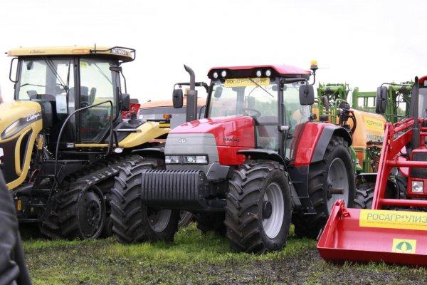 РОсийская сельхозтехника востребована за рубежом