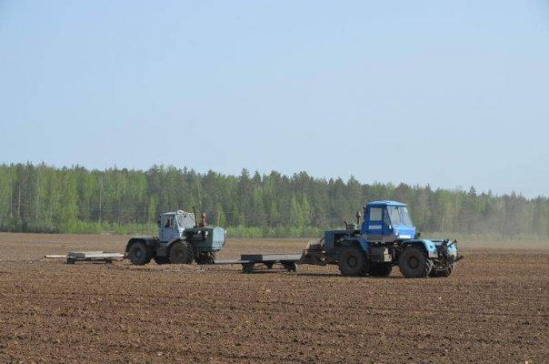 В Нижегородской области начали внедрять в сельское хозяйство эффективные методы бережливых технологий