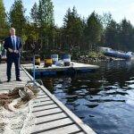 Рыборазводным предприятиям на законном основании разрешат пользоваться прибрежными территориями