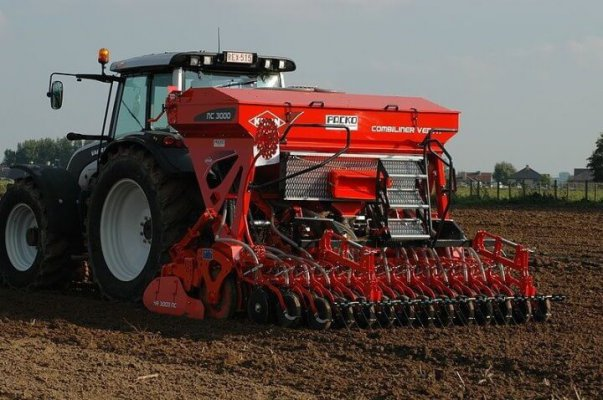 В Воронежской области будут производить французские сельхозмашины