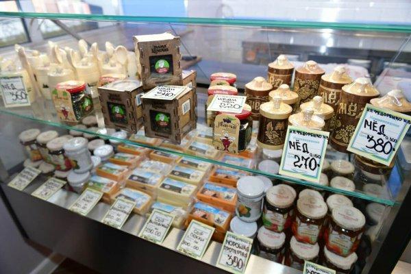 В Ханты-Мансийске начал работу первый агромаркет