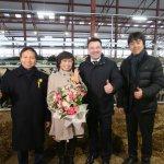 Вьетнамская компания завершает строительство крупного животноводческого комплекса в Калужской области