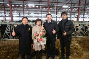 Вьетнамская компания ТH True Milk активно инвестирует в животноводческую отрасль России