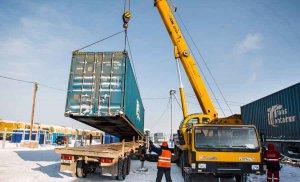 На Чукотке создают мини-птицефабрики в контейнерах