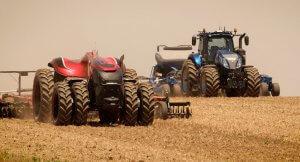 В Рязанской области испытывают трактора беспилотники