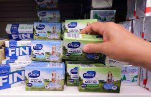 Компания Валио восстанавливает объемы производства сливочного масла в России