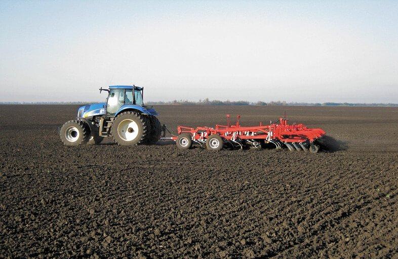 Подготовка почвы к севу