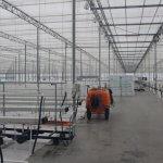 В Орловской области «Агропромышленная компания «Кумир» запустила  в производство первую очередь теплиц
