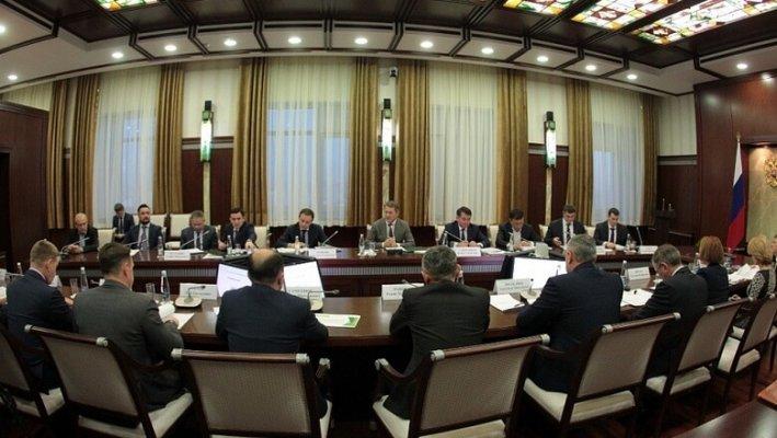 Глава Башкортостана провел встречу с инвесторами