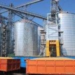 Крупный зерновой комплекс в Омской области возводится силами КФХ