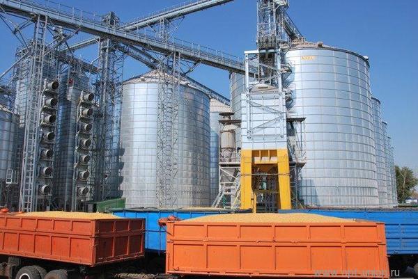 КФХ В. Белимова в Омской области строит крупный зерновой комплекс