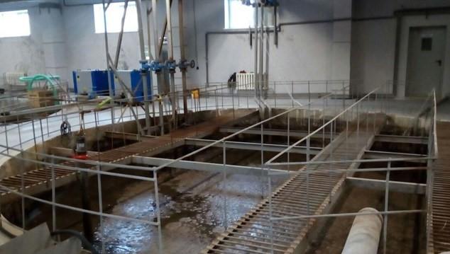 НОвые технологии по очистке стоков свинокомплекса внедряе Сибирская Аграрная Группа