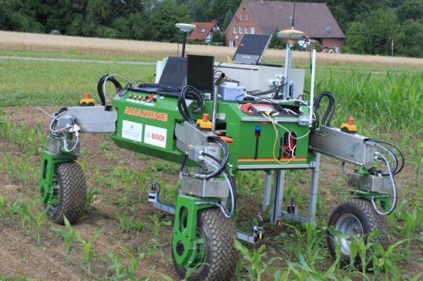 В ГАУ Северное Зауралье создают роботизированых помощников для сельского хозяйства