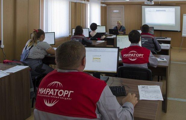 АПХ Мираторг создал в Брянской области собственный учебно-технический центр