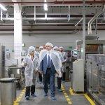 В Липецкой области китайская компания построила завод по выпуску дрожжей