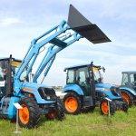 В Белгородской области переводят технику на газомоторное топливо